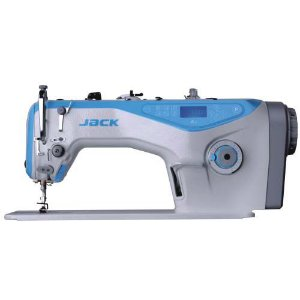 Máquina de Costura Reta Industrial Jack A5 Direct Drive com Kit Calcadores + Bobinas + Agulhas