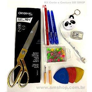Kit Corte e Costura para Projetos de Artesanato