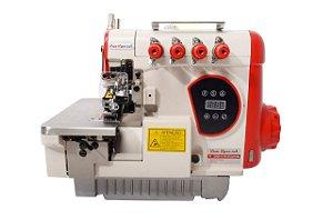 Máquina de Costura Overlock Sun Special Ponto Cadeia 4 Fios Direct Drive SS94F-PR