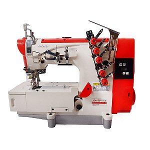 Máquina de Costura Galoneira Fechada Direct Drive Sun Special - SS5500D-PR-QI