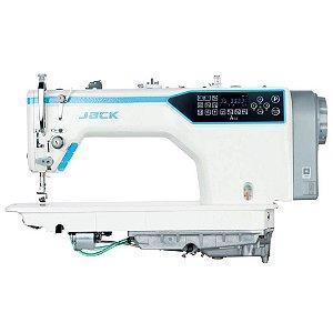 Máquina de Costura Reta Industrial Jack A5E Direct Drive com Kit Calcadores + Bobinas + Agulhas