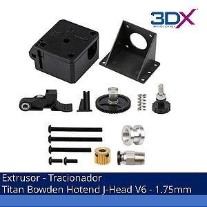 Extrusor - Tracionador Titan Bowden / Direct V6 - 1.75mm