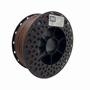 Filamento Pla 3N3 1,75 Mm 1kg Marrom