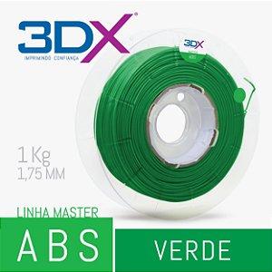 Filamento ABS 1kg 1,75 Verde