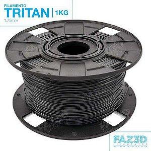 Filamento Tritan 1kg 1,75 Preto