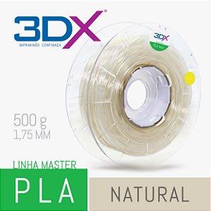 Filamento PLA HT 500g 1,75 Natural