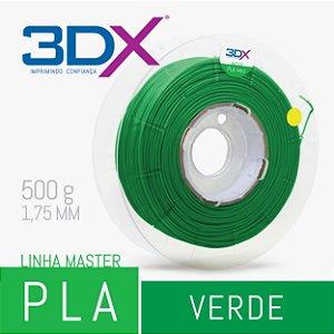 Filamento PLA HT 500g 1,75 Verde