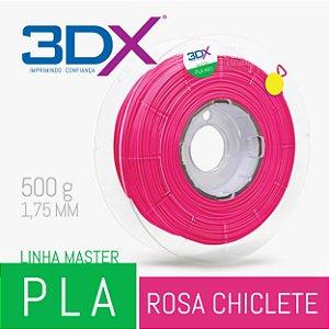Filamento PLA HT 500g 1,75 Rosa Chiclete (RS PLRS003)