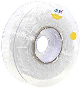 Filamento Flexível TPU D86 500g 1,75 Natural (muito firme)