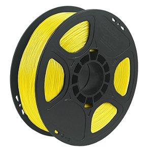 Filamento TPU Flexível D40 1kg 1,75 Amarelo (Realmaker)