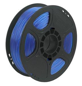 Filamento TPU Flexível D40 1kg 1,75 Azul (Realmaker)