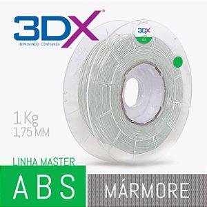 Filamento ABS HI 1kg 1,75 Mármore