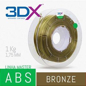 Filamento ABS 1kg 1,75 Bronze