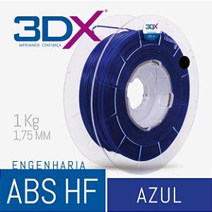 Filamento ABS HF 1kg 1,75 Azul