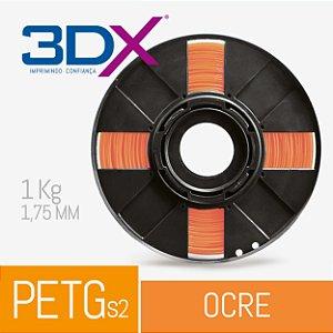 Filamento PETG S2 1Kg 1,75 Ocre