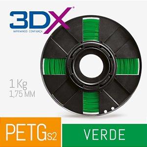 Filamento PETG S2 1Kg 1,75 Verde