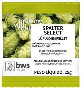 LUPULO HALLERTAU SPALTER SELECT - 25GR - EM PELLET