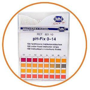 Tira de PH-FIX 0-14 C/100 TIRAS