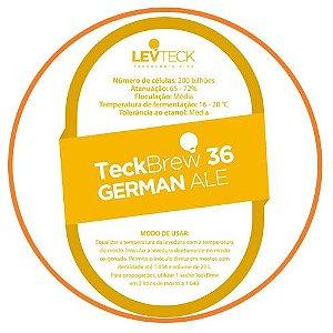 FERMENTO TECKBREW - GERMAN ALE - TB36