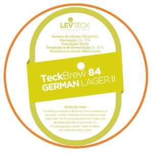 FERMENTO TECKBREW - GERMAN LAGER - TB84