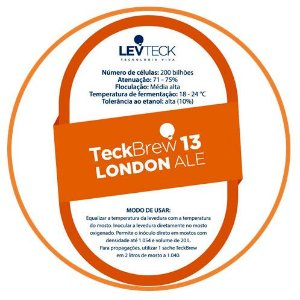 FERMENTO TECKBREW - LONDON ALE - TB13