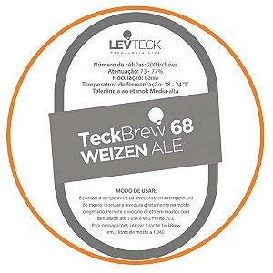 FERMENTO TECKBREW - WEIZEN ALE - TB68