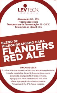 FLANDERS RED ALE - LEVTECK