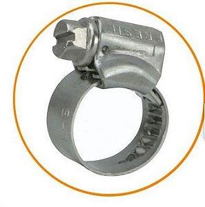 ABRACADEIRA INOX - 9/13mm
