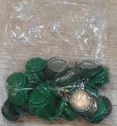 TAMPINHA C/ 100 - Verde