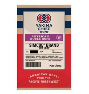 LUPULO SIMCOE  AMERICAN NOBLE