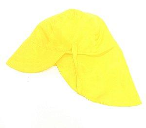Boné Capa Amarelo