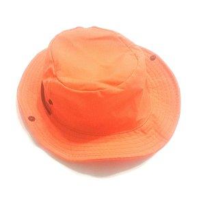 Chapéu pescador laranja