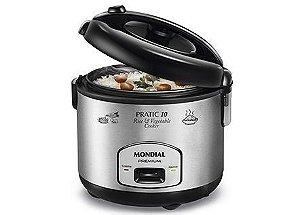 Panela Elétrica Pratic Rice & Vegetables 10 Premium - Mondial