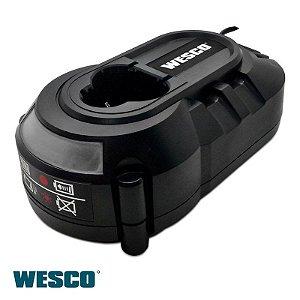 Carregador de Bateria Bivolt para Parafusadeira e Furadeira WS2500 - Wesco