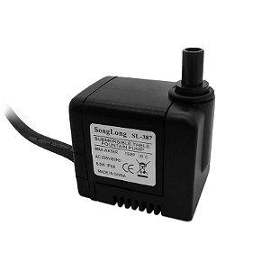 Bomba D'água Elétrica TR201 TR202 (230V 6.5W 60Hz) - Norton Clipper