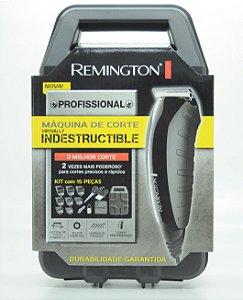 Kit Corte De Cabelo E Barbeador - Indestrutível Remington - 220V
