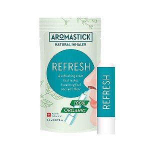 Inalador Nasal Orgânico Refrescante – AromaStick