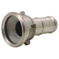 Ponteira Aluminio 4x2.1/2