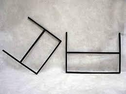 Suporte Placa p/Simbologia