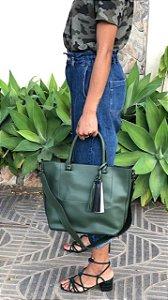 Bolsa sacola Andreia feminina grande em várias cores