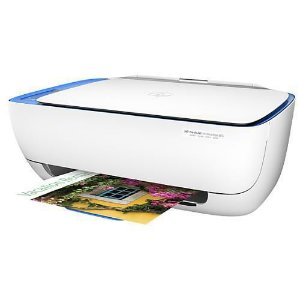 Impressora Multifuncional Hp Deskjet Ink Advantage 3635 Wifi