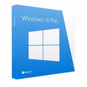 Software Windows 10 PRO 64Bits Cartão FPP