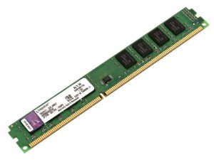 Memória Kingston 4GB, 1600MHz, DDR3, CL11 - KCP3L16NS8/4