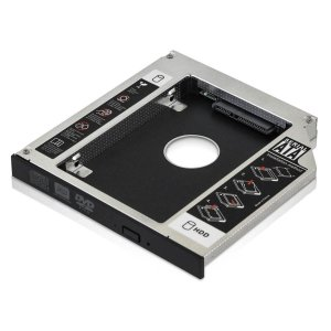 Adaptador Dvd P/ Hd Ou Ssd Sata Notebook Drive Caddy 9.5mm