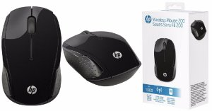 Mouse Wireless HP X200