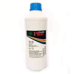 Tinta Double Plus HP Universal Azul 1L