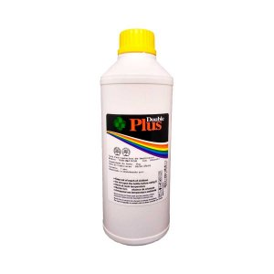 Tinta Double Plus HP Universal Amarela  1L