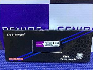 Memória KLLISRE DDR4 16GB 2400Mhz