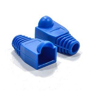 Capa Rj45 Protetora Conector Rj45 Azul