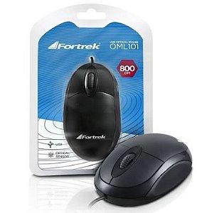 Mouse USB Fortrek 800 DPI OML101